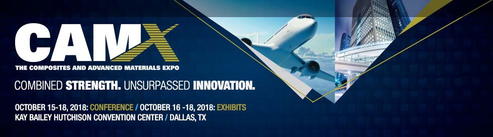 Composites and Advanced Materials Expo 2018